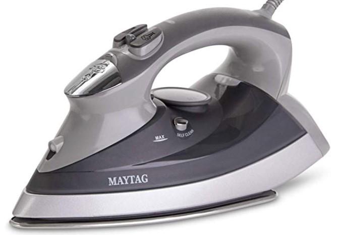 Maytag M400 Speed Heat Stainless Steel Iron