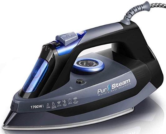 PurSteam Professional Clothes Steam Iron