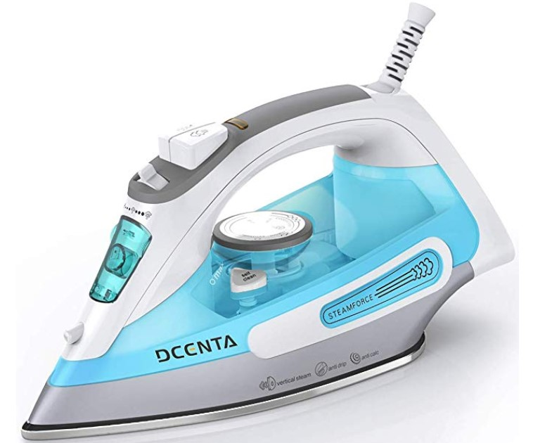 Dcenta Steam Iron for Clothes