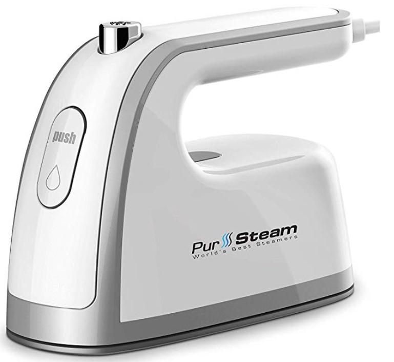 PurSteam Travel Steamer Iron Mini