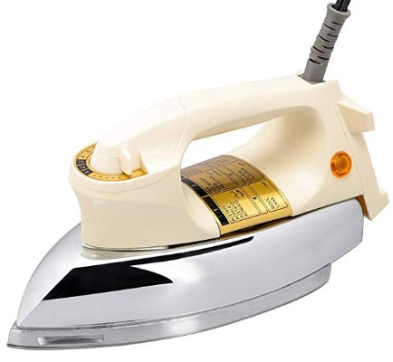 WASING Classic Stainless Steel Electric Iron