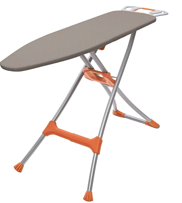 Homz Durabilt DX1500 Steel Top Ironing Board
