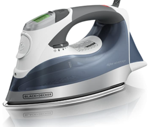 8 Best Irons for Sewing and Crafts in 2021 - [ Reliable Picks ] 1